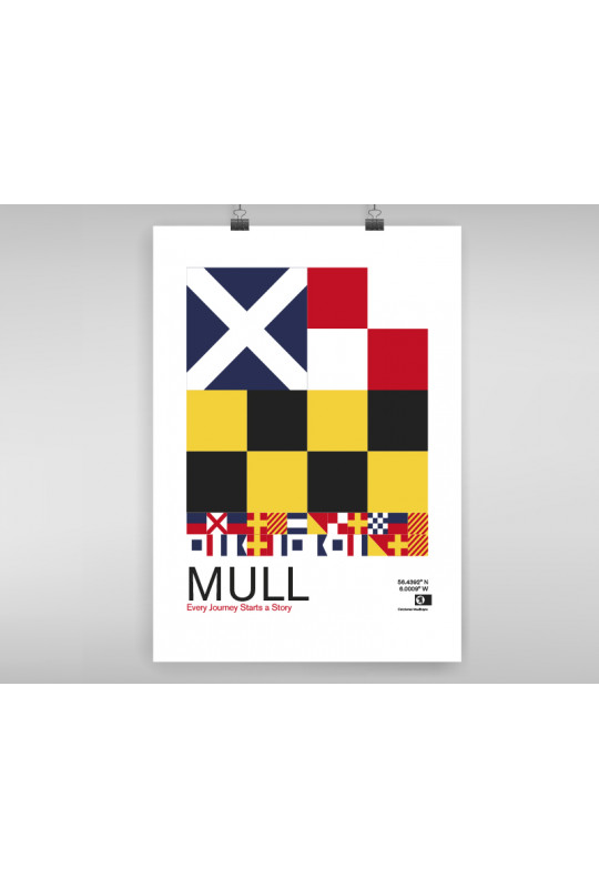MULL | Every Journey Starts A Story